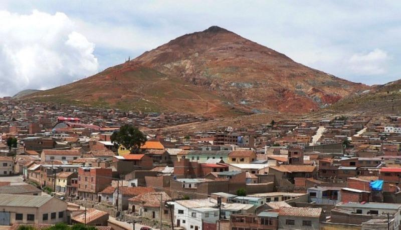 Cerro Rico Potosi
